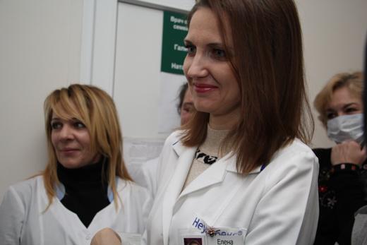 IMG_5510 В Одессе открылась еще одна клиника семейной медицины