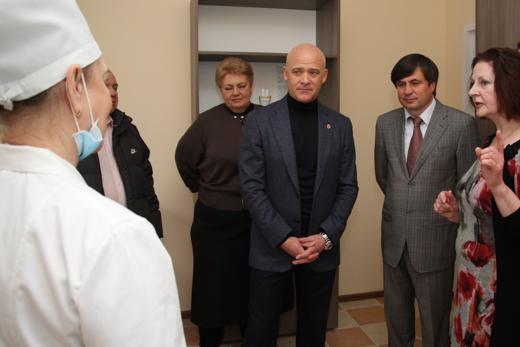 IMG_5548 В Одессе открылась еще одна клиника семейной медицины