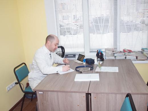 ambul20 В Одессе открылась еще одна клиника семейной медицины