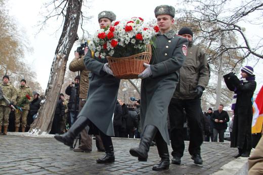 11 В Одессе почтили память жертв Холокоста