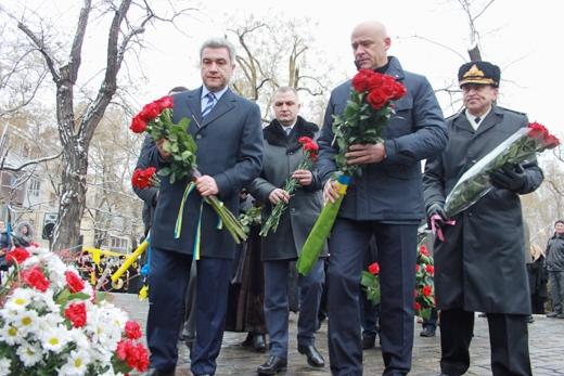 12 В Одессе почтили память жертв Холокоста