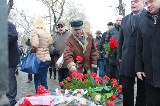 13 В Одессе почтили память жертв Холокоста