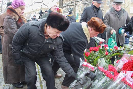 14 В Одессе почтили память жертв Холокоста