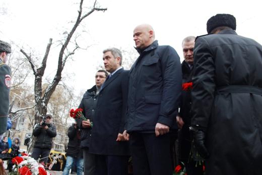 15 В Одессе почтили память жертв Холокоста