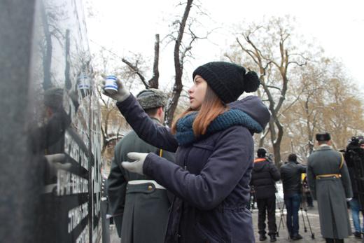 16 В Одессе почтили память жертв Холокоста