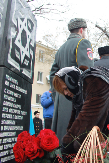 18 В Одессе почтили память жертв Холокоста
