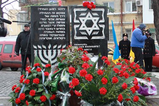 21 В Одессе почтили память жертв Холокоста