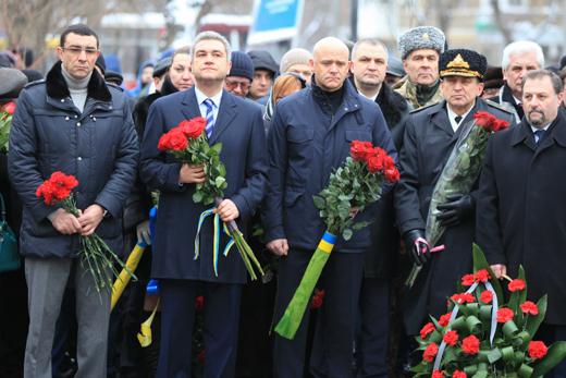 3 В Одессе почтили память жертв Холокоста