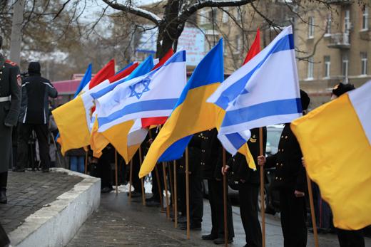 4 В Одессе почтили память жертв Холокоста