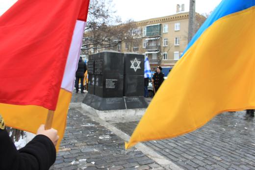 9 В Одессе почтили память жертв Холокоста
