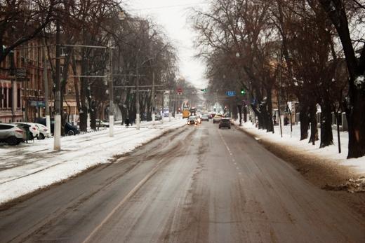 В Одессе коммунальщики убирают снег (ФОТО), фото-2