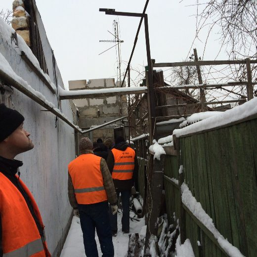 За новогодних погорельцев взялась одесская мэрия (ФОТО), фото-1