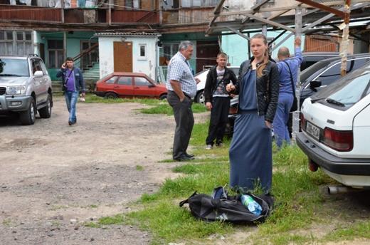 DSC_7763 Семью из разрушенного в Одессе дома отселили в гостиницу