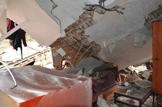 DSC_7769 Семью из разрушенного в Одессе дома отселили в гостиницу