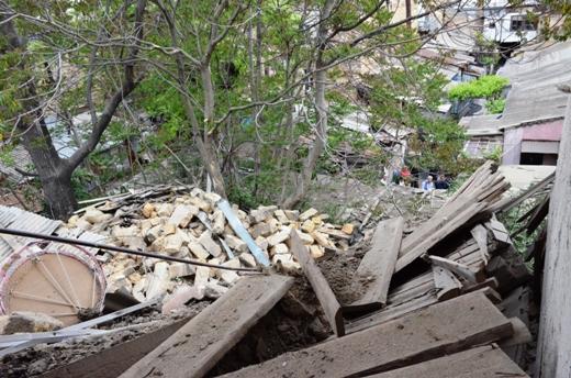 DSC_7776 Семью из разрушенного в Одессе дома отселили в гостиницу