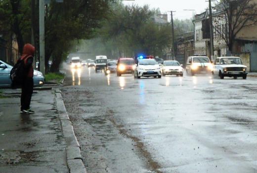 100_1218 Аномалия: традиционный одесский потоп не случился
