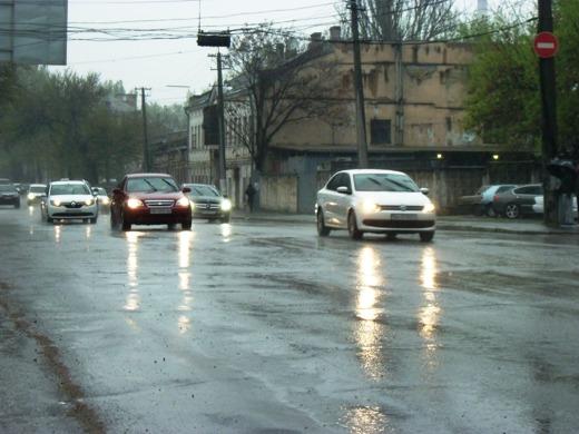 100_1220 Аномалия: традиционный одесский потоп не случился