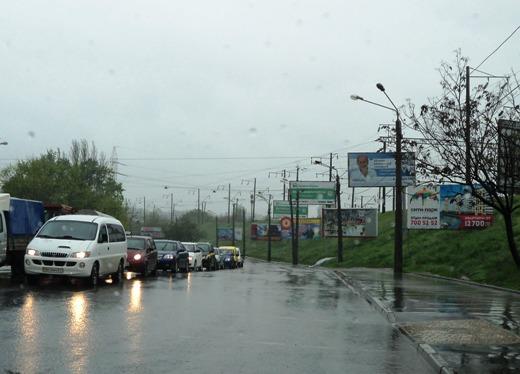 100_1221 Аномалия: традиционный одесский потоп не случился
