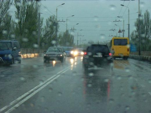100_1231 Аномалия: традиционный одесский потоп не случился