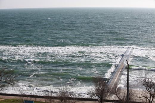 IMG_4132 На одесском Фонтане ремонтируют лестницу к морю