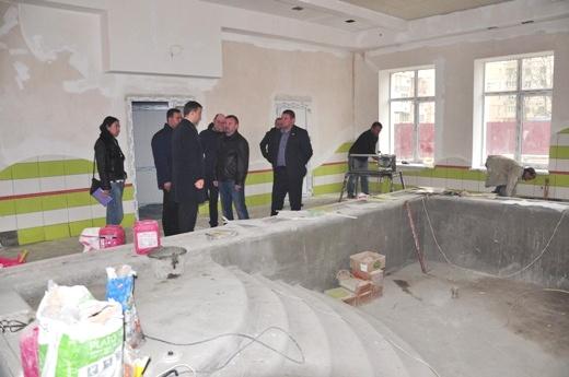 3 В Одессе на Котовского появится новый детский бассейн