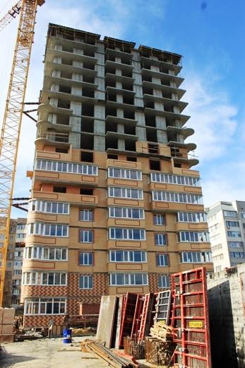 Первый небоскреб на Котовского в Одессе планируют сдать к концу года (ФОТО), фото-1