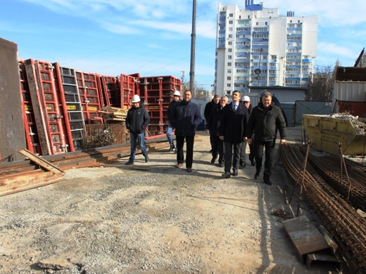 IMG_8172 Первый небоскреб на Котовского в Одессе планируют сдать к концу года