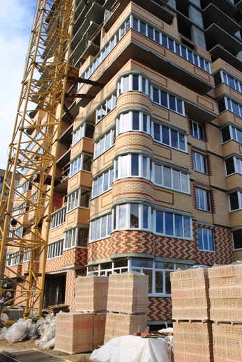 Первый небоскреб на Котовского в Одессе планируют сдать к концу года (ФОТО), фото-2