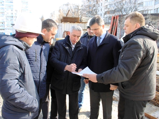 IMG_8178 Первый небоскреб на Котовского в Одессе планируют сдать к концу года