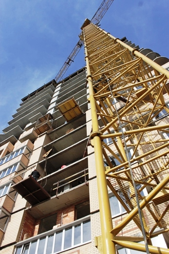Первый небоскреб на Котовского в Одессе планируют сдать к концу года (ФОТО), фото-3