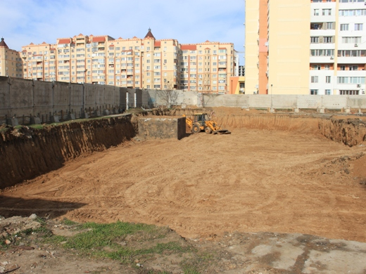 IMG_8195 В Одессе активно строят первый социальный дом