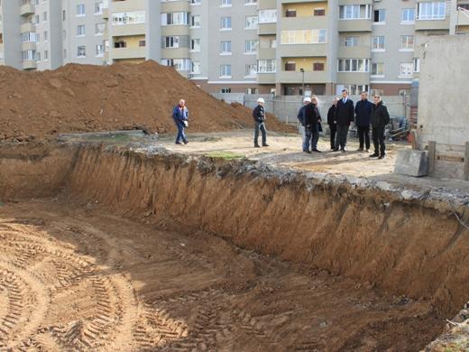 IMG_8200 В Одессе активно строят первый социальный дом