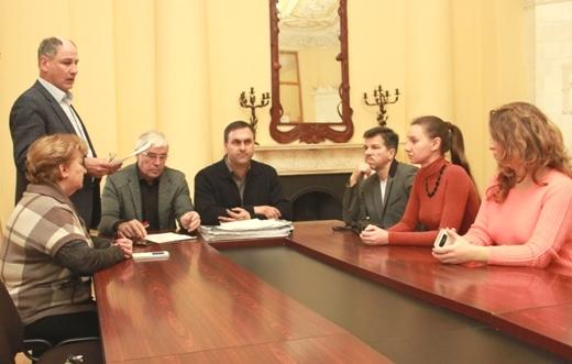 IMG_5409 Проект одесских студентов по благоустройству Лунного парка получил приз в мэрии