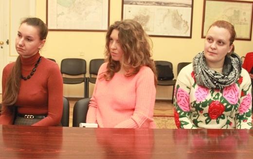 IMG_5418 Проект одесских студентов по благоустройству Лунного парка получил приз в мэрии