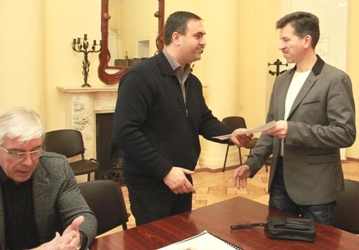 IMG_5424 Проект одесских студентов по благоустройству Лунного парка получил приз в мэрии