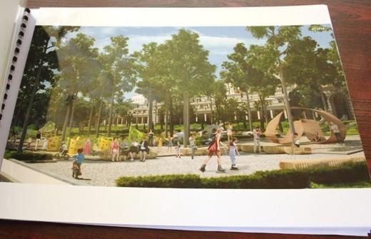 IMG_5425 Проект одесских студентов по благоустройству Лунного парка получил приз в мэрии