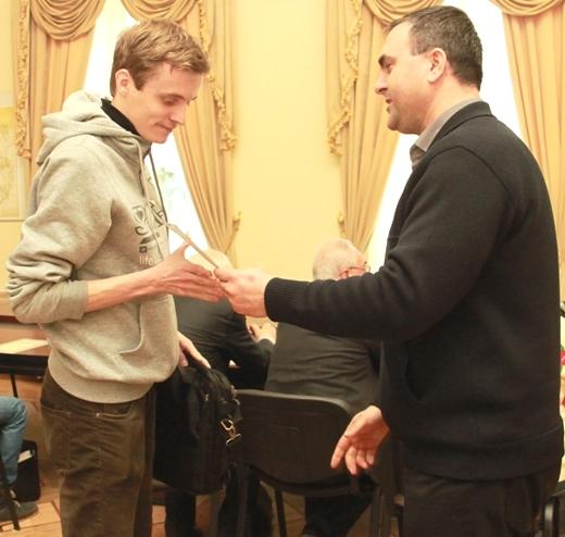 IMG_5442 Проект одесских студентов по благоустройству Лунного парка получил приз в мэрии