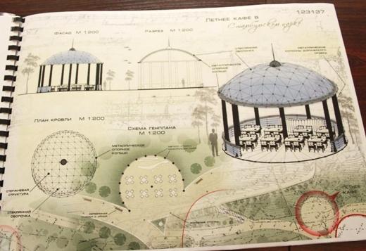 IMG_5451 Проект одесских студентов по благоустройству Лунного парка получил приз в мэрии