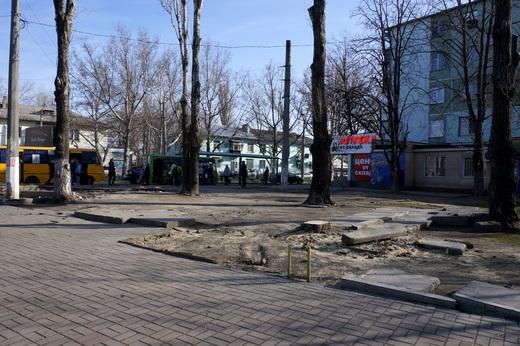 4 Одесская мэрия обещает навести порядок на 1-й станции Люстдорфской дороги
