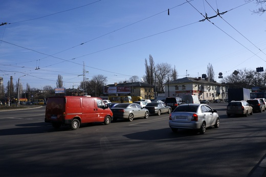 5 Одесская мэрия обещает навести порядок на 1-й станции Люстдорфской дороги