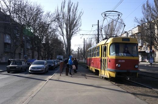 7 Одесская мэрия обещает навести порядок на 1-й станции Люстдорфской дороги