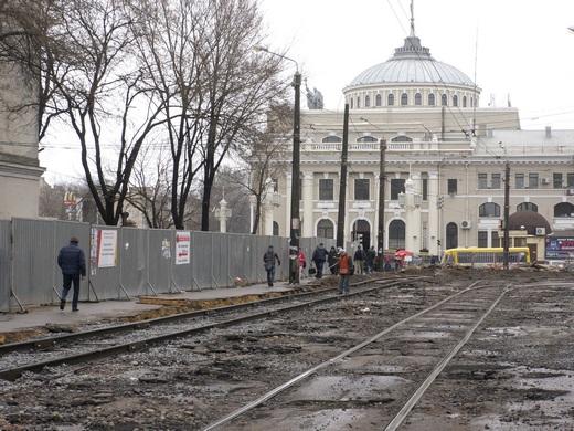 565 В Одесской мэрии показали во что собираются превратить Старосенную площадь