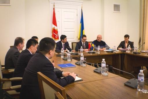 IMG_2659 Китайцы откроют в Одессе крупный металлургический завод