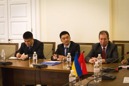 IMG_2673 Китайцы откроют в Одессе крупный металлургический завод