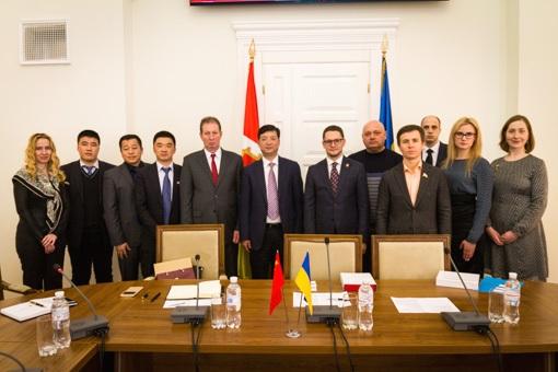 IMG_2681 Китайцы откроют в Одессе крупный металлургический завод