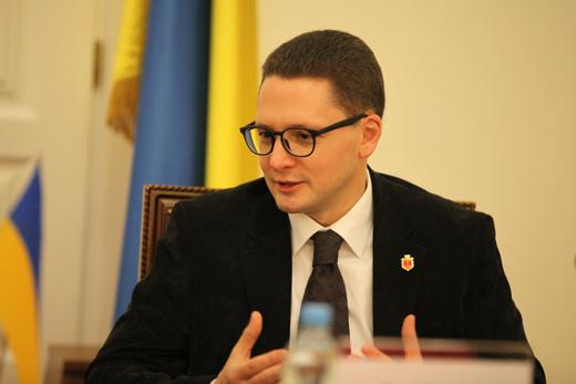 Зам Труханова будет контролировать госзакупки одесской мэрии