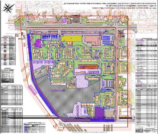 """Plan_suh_isp У Труханова положили глаз на """"Поле Чудес"""": там построят два ТЦ и 13 многоэтажек"""