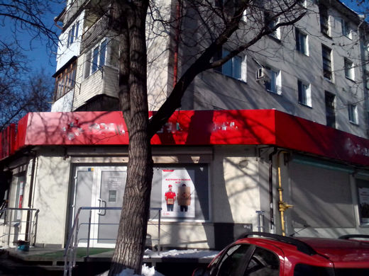 I_Rabina_1 В центре Одессы демонтировали уродующую город рекламу