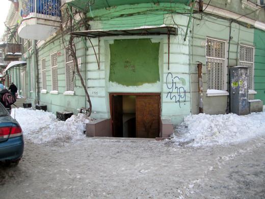 Troickaya_2 В центре Одессы демонтировали уродующую город рекламу