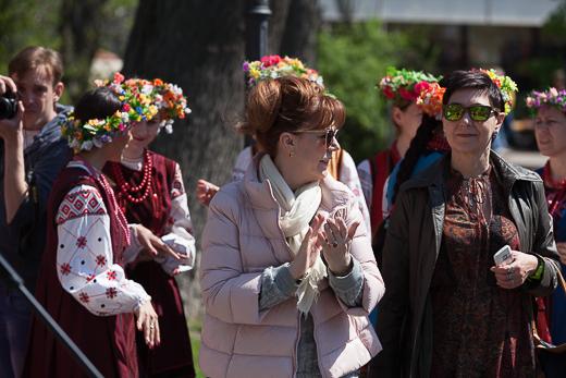 11 В Одессе отгремел туристический фестиваль